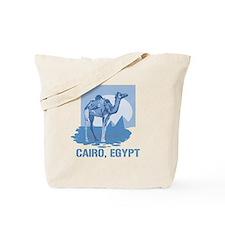 Cairo Egypt Tote Bag