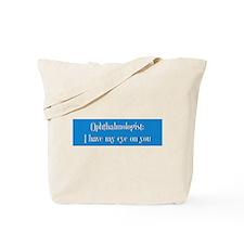 Ophthalmologist Gift Tote Bag
