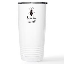 Fear No Weevil Thermos Mug