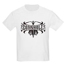 Tribal Cornhole T-Shirt