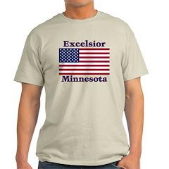 Excelsior Flag Light T-Shirt