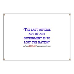 Last Official Act Banner