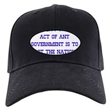 Last Official Act Baseball Hat