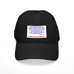 POLITICALPOWER Baseball Hat