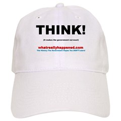 THINK Baseball Cap