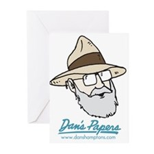 Dan Man Greeting Cards (Pk of 10)