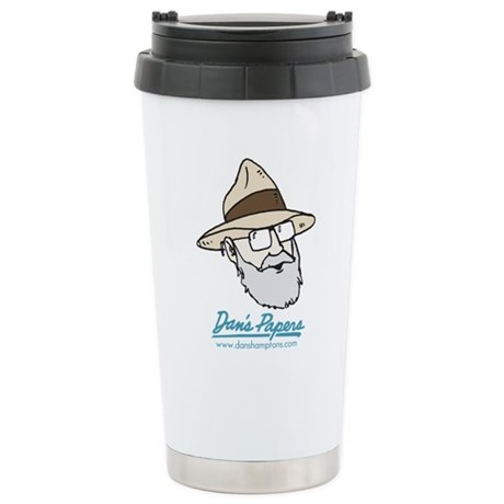 Dan Man Stainless Steel Travel Mug
