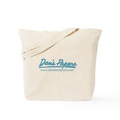 Classic Dan's Logo Tote Bag