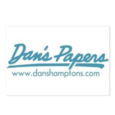 Classic Dan's Logo Postcards (Package of 8)