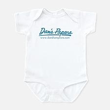 Classic Dan's Logo Infant Bodysuit