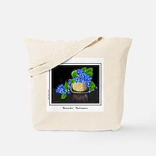 Cute Hydrangea Tote Bag