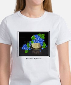 Calendar - Nantucket Hydrangeas 2 T-Shirt