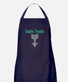 Cool Tax deduction Apron (dark)