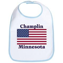 Champlin Flag Bib