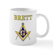 BRETT Small Mug