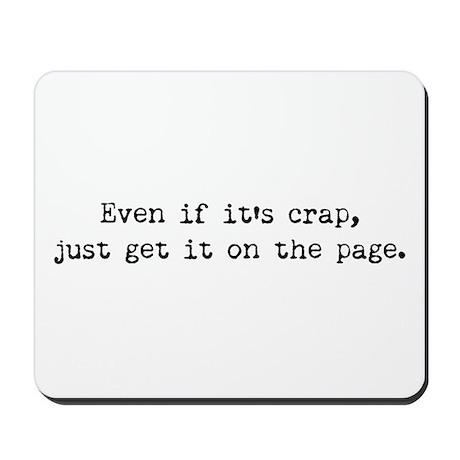 Even If Mousepad