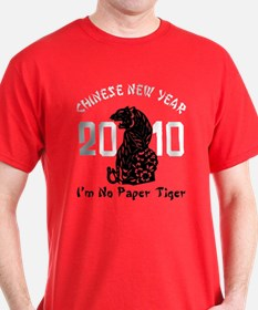 Chinese New Year 2010 T-Shirt