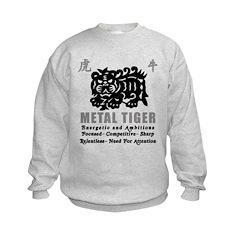Year of The Metal Tiger Sweatshirt
