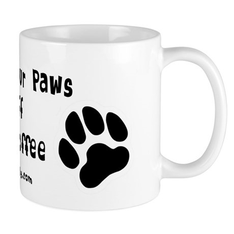 Keep Your Paws Off My Coffee