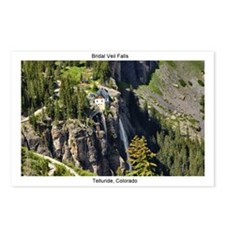 Postcards (8) Bridal Veil Falls 1