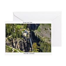 Greeting Cards (6) Bridal Veil Falls 1