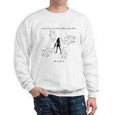 Basic Black Sweatshirt