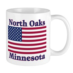 North Oaks Flag Mug