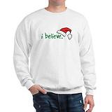 Christmas believe Hoodies & Sweatshirts