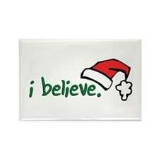 i believe. Rectangle Magnet