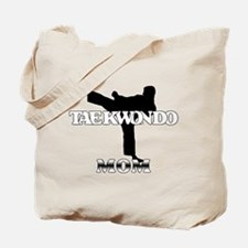Taekwondo Mom Tote Bag