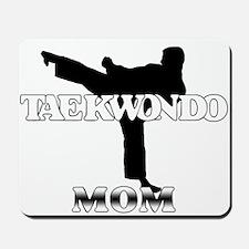 Taekwondo Mom Mousepad