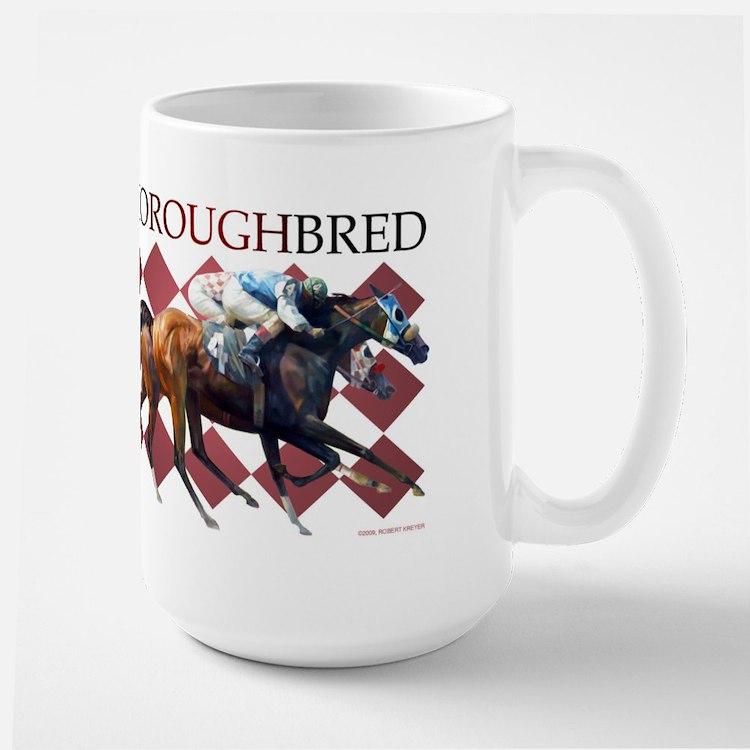 """""""Thoroughbred"""" Mug"""