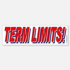T-T-Term Limits (sticker)