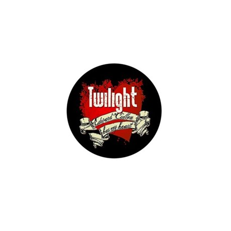 Twilight New Moon Mini Button