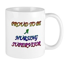 NURSING SUPERVISOR Mug