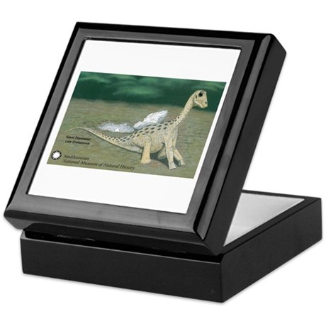 Giant Titanosaur Keepsake Box