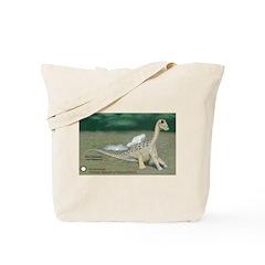 Giant Titanosaur Tote Bag