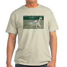 Giant Titanosaur Light T-Shirt