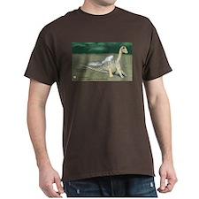 Giant Titanosaur Dark T-Shirt