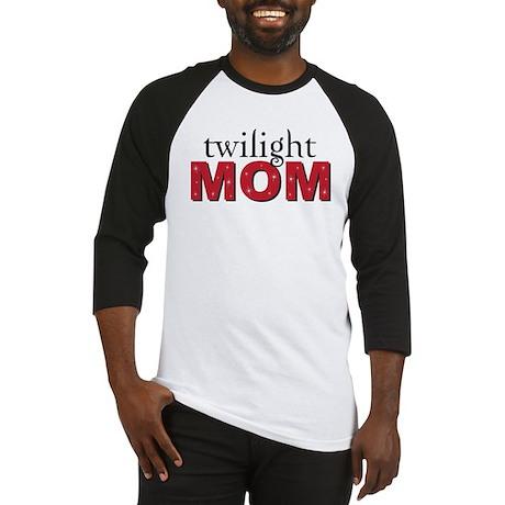 """Twilight Mom"" Baseball Jersey"