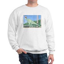 Lambeosaurus Sweatshirt