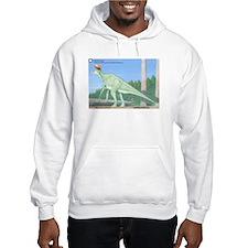 Lambeosaurus Hooded Sweatshirt