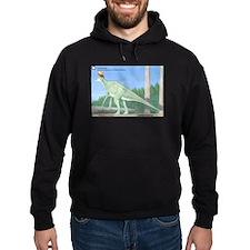 Lambeosaurus Hoodie (dark)
