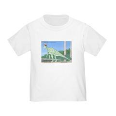 Lambeosaurus Toddler T-Shirt