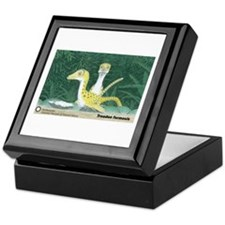 Troodon formosis Keepsake Box