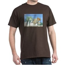 TrexTriceratops T-Shirt