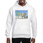 TrexTriceratops Hooded Sweatshirt