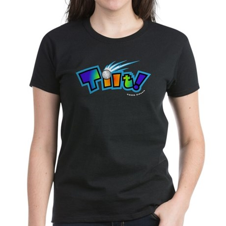 Cafe_Press_Tilt_Design T-Shirt