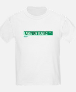 Langston Hughes Place in NY T-Shirt