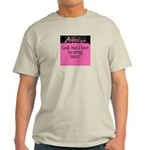 Latex Lover Ash Grey T-Shirt